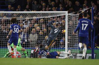 Vardy the matchwinner as Leicester beats Chelsea 1-0
