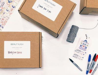 Beautylish Get One, Give One Lucky Bags Bring Happiness to Hundreds of UCSF Hospital Patients