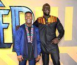 Stormzy and John Boyega Had a Whale of a Time at the Black Panther Premiere in London