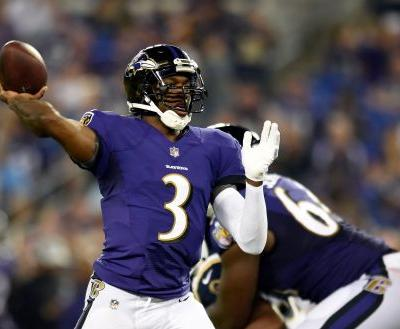 If Flacco can't go, Jackson and RG3 ready to roll for Ravens