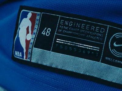 Nike announces 'NBA Connected' jerseys w/ NFC, accompanying iOS app for accessing exclusive content