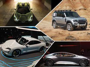 2019 Frankfurt Motor Show All The Highlights In One Place