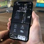 Make your iPhone X look transparent with these teardown and X-ray wallpapers