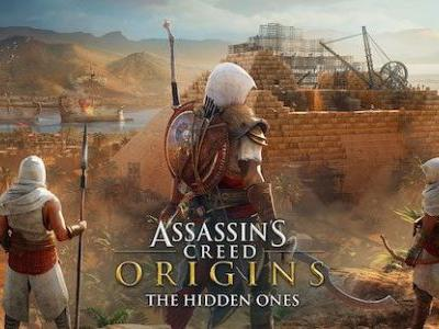 New Details Emerge About Assassins Creed Origins' The Hidden Ones Expansion