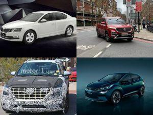 Top 5 Car News Of The Week Octavia Corporate Edition Launched FAME-II Revealed Hyundai Qxi Teased Toyota Brezza More