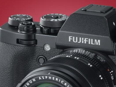 Fujifilm X-T4 leaked images give us our first look at the upcoming mirrorless camera