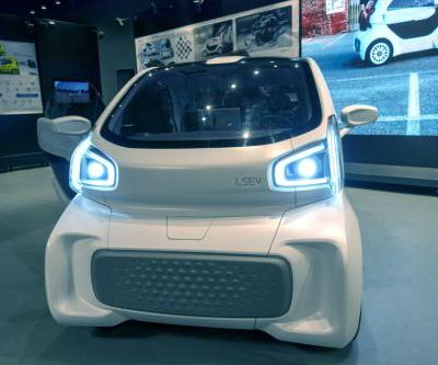 This $10,000 3D-Printed Electric Car Will Be on the Market in 1 Year