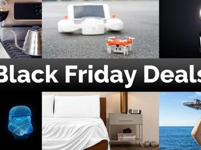 From sheets to drones, these are 10 Black Friday Deals you won't want to miss, up to 60% off