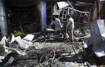 Suicide car bombing kills 24, wounds 42 in Afghan capital