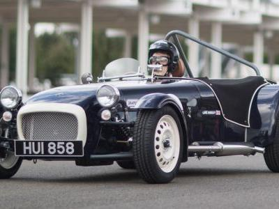 Caterham Seven SuperSprint Launched At Goodwood Revival