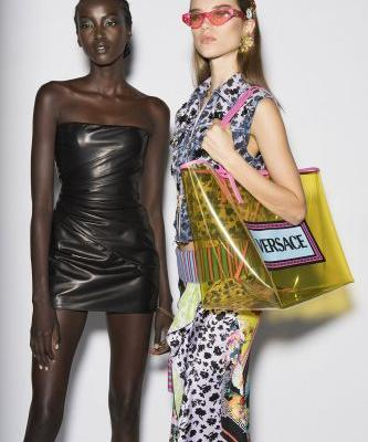 Versace: Ready-to-wear SS19
