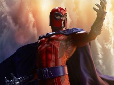 This Magneto Maquette is the X-Men Collector's Must-Have