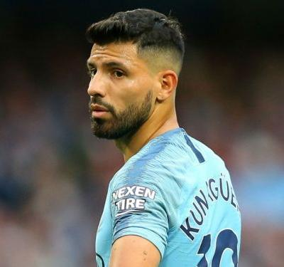 Aguero needed no convincing to sign new Man City deal - Guardiola