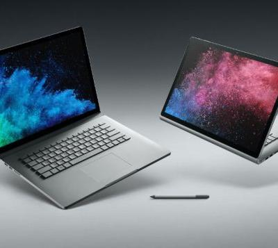 Microsoft Surface Book 2 Officially Launches