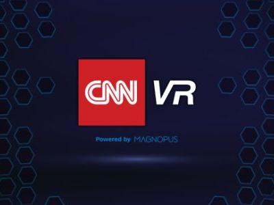 CNN partners with Magnopus to bring VR news to the Oculus Rift