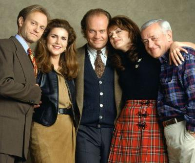 Kelsey Grammer Says a 'Frasier' Reboot Featuring the Original Cast is Still Possible