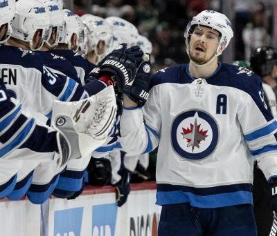 Winnipeg Jets have Minnesota Wild's back to the wall