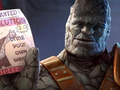 Taika Waititi Reprises His Role as Korg in Contest of Champions Motion Comic