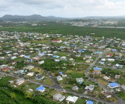 Recovery efforts in the U.S. Virgin Islands