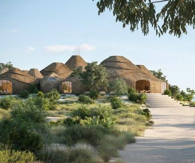 Kisawa Sanctuary is World's First 3D Printed Sand-Built Luxury Hotel & Island Experience