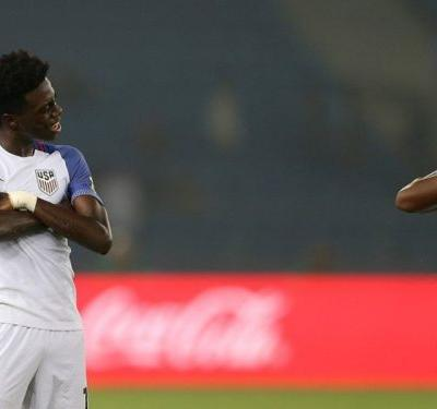 U.S. U-17s relishing underdog role against familiar foe England