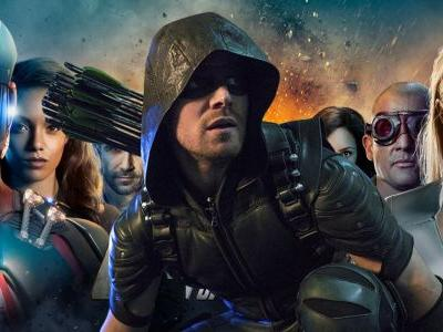 The CW Sets Legends of Tomorrow Return Date, Arrow Timeslot Change