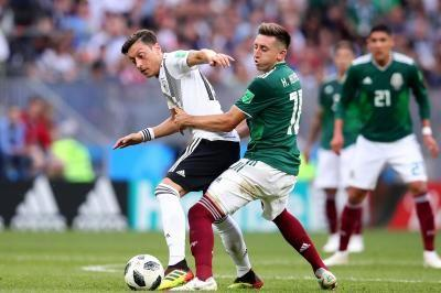 Ozil on Germany treatment: 'I am German when we win, but an immigrant when we lose'