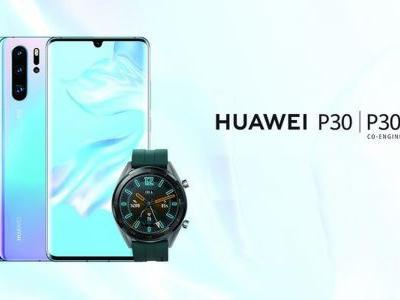 Huawei P30 Series Further Exposed By Leaked Images & Promo Videos