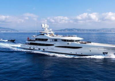 Glossy Decor and Vast Deck Spaces Welcome Guests Onboard ELIXIRA