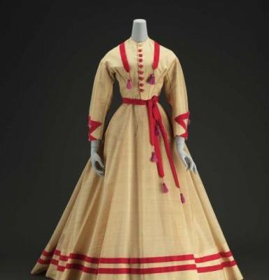 Dressc.1868Museum of Fine Arts, Boston