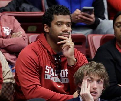 Biggest clue yet: Russell Wilson 'wants' New York