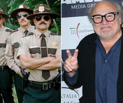 How Danny DeVito became a punchline in 'Super Troopers 2'