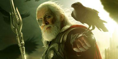 Thor: Ragnarok Director Shares Behind the Scenes Photo With Odin