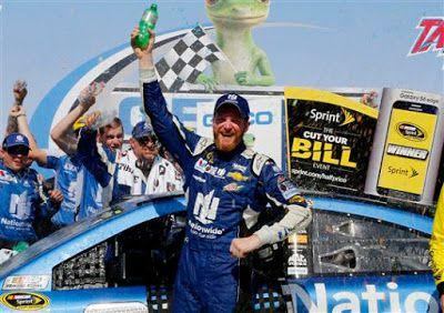 Dale Earnhardt Jr. not points racing anymore, just looking for wins