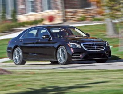 2018 Mercedes-Benz S-Class in Depth: Four-Wheeled Luxury Perfection