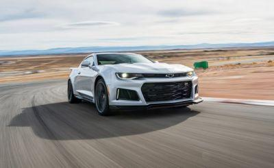 Shifting Mores: Chevrolet Camaro ZL1 Manual Tested!