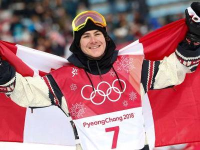 Toutant saves the day for Canada after McMorris, Parrot fall