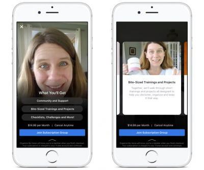 Facebook wants to know if you'll pay for your favorite groups