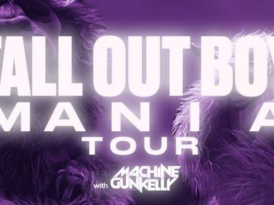 Fall Out Boy to return to Des Moines