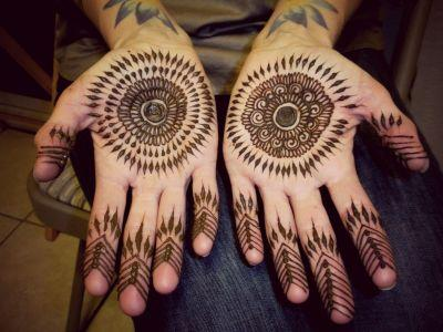24 mandala tattoos that will have you running to your local studio