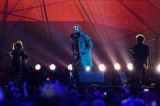 Liam Gallagher Performs Emotional Tribute to Manchester Victims With Oasis' 'Live Forever' at 2018 Brit Awards