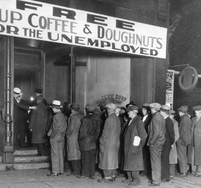 The WTO warns that the coronavirus pandemic could create another Great Depression