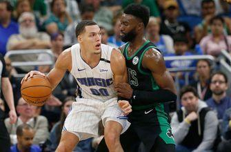 Aaron Gordon's big night powers Magic past Celtics for second time, 105-103