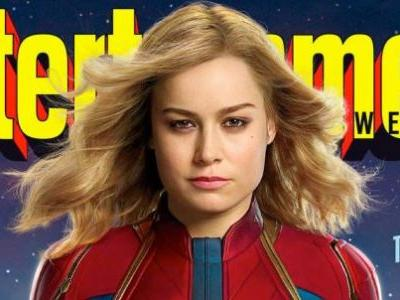 'Captain Marvel' First Look: Brie Larson Makes Her Marvel Cinematic Universe Debut
