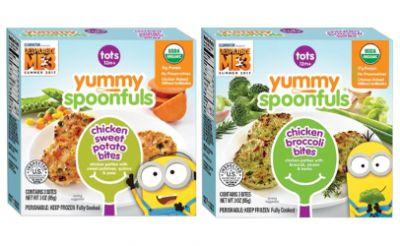 Toddler foods, chicken bites recalled because of bone fragments