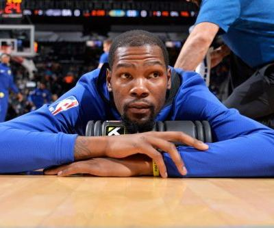 Kevin Durant: Draymond Green Incident Won't Impact Free Agency