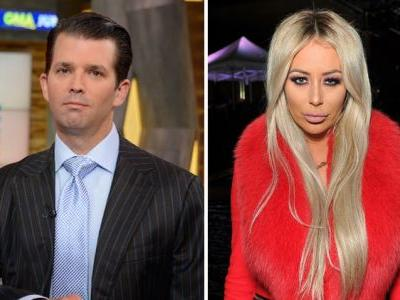 Like Father, Like Son? Donald Trump Jr. Accused of Having Affair With 'Celebrity Apprentice' Star Aubrey O'Day