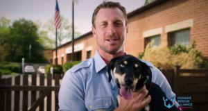 Max Scherzer of the Washington Nationals Promotes Pet Adoption