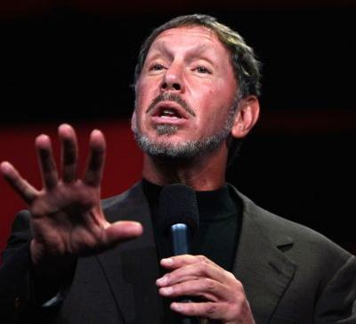 Tesla is surging after naming Larry Ellison and one other independent director to its board