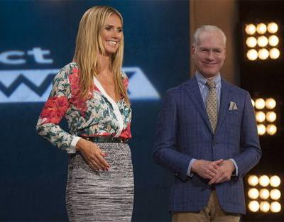 Heidi Klum and Tim Gunn are out of Project Runway, and in at Amazon